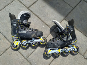 Easton IQ44  roller blades / in-line skates