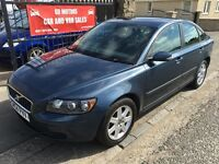 VOLVO S40 S (54) 1 YEAR MOT, SERVICE HISTORY, NOT GOLF ASTRA FOCUS A3 C4 MEGANE