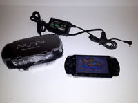 Sony Playstation Portable (PSP) With Charger & Powerstone Game Ottawa Ottawa / Gatineau Area Preview