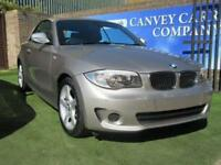 2012 BMW 1 Series 2.0 118i Exclusive Edition 2dr
