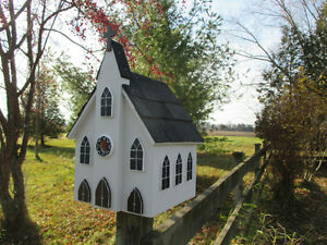 Hand Made Wooden Birdhouses Stratford Kitchener Area image 8