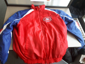 Reversible Montreal Canadiens Jacket