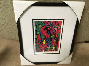 """""""GREAT MOTHER """" by NORVAL MORRISSEAU"""