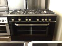 Kenwood 90cm gas cooker
