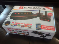 Atari Flashback 4 - 40th anniversary special edition - New!