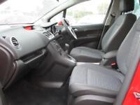 2015 Vauxhall Meriva 1.4 Se Au Mpv 5 door MPV