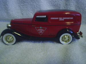 Collectable Antique - Canadian Tire Die Cast 1934 Ford Sarnia Sarnia Area image 1