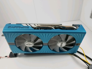 Sapphire RX580 8GB Special Editon & parts - MUST GO !