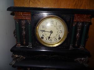 Horloge session ancienne