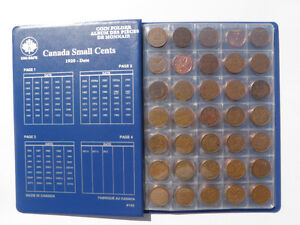 1920-2012 COIN COLLECTION  1 CENT   HIGH GRADE  105 Coins