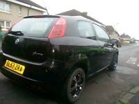 57 plate fiat grande Punto. Swap or sell