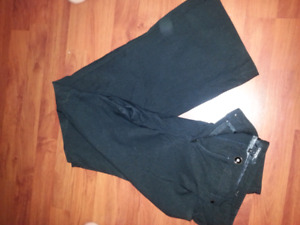 Women's dress pants and skirts
