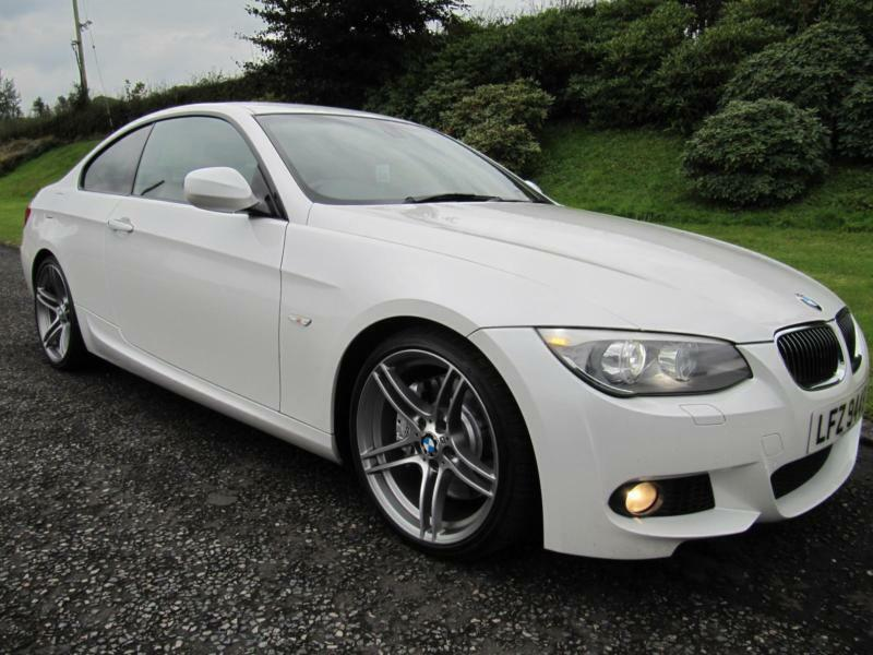 2012 bmw 335d m sport plus coupe twin turbo mineral. Black Bedroom Furniture Sets. Home Design Ideas