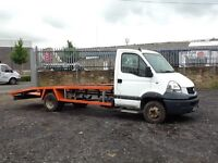 2006 Renault mascott 3.0 DCI 5spd 5ton recovery truck beaver tail & winch export??