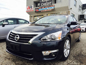 2015 Nissan Altima SL Sedan/13560 KM ONLY /BACK UP CAMERA