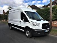 2014 Ford Transit 2.2TDCi ( 100PS ) RWD 350 L3H3 1 OWNER FROM NEW