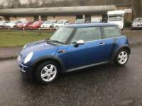 Mini Hatch One Diesel Pepper 3dr DIESEL MANUAL 2006/06