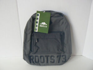 Roots 73 Kids Backpack Gray New Genuine