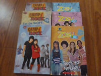 Girls Chapter Books (Disney Family Channel and Nickelodeon)