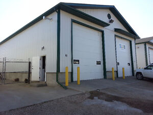 Acheson storage bay for rent