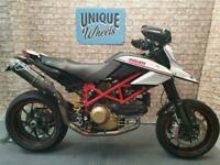 Ducati Hypermotard 1100 Evo SP 2010 Only 4000 Miles Termignoni Exhaust Ohlins