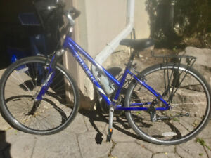 Trek 7200 bike ..like new