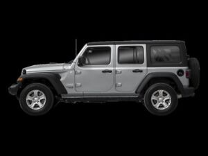 2018 Jeep Wrangler Unlimited Sahara 4x4  - $388.35 B/W