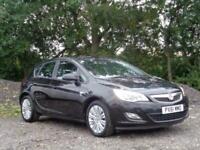 2011 Vauxhall Astra 1.4 16v Excite 5dr Hatchback Petrol Manual