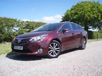2013 TOYOTA AVENSIS 2.0 D 4D TR