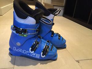 Bottes de ski junior Lange RSJ50 grandeur 21,5
