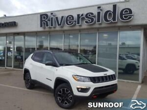 2019 Jeep Compass Trailhawk  - Leather Seats - Sunroof - $195.90