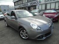 2.0 Alfa Romeo Giulietta 2.0 JTDm-2 Lusso - Platinum Warranty!