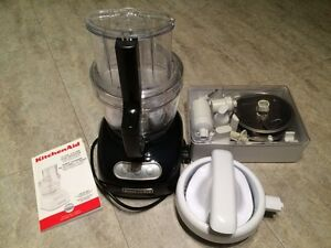 KitchenAid 12 Cup Wide-Mouthed Food Processor