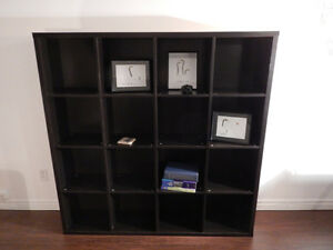 Square bookcase/shelves