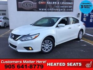 2017 Nissan Altima 2.5 S  BACK-UP CAMERA HTD-SEATS BLUETOOTH