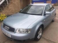 Audi A4 1.9TDI 130 5sp 2002MY SE