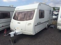 2 BERTH 2003 LUNAR WITH END BATHROOM MORTOR MOVER AND AWNING MORE IN STOCK AND WE CAN DELIVER