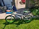 Blank BMX bike (single speed)