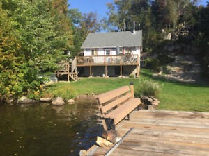 CAMP FOR SALE by Owner  - Upper Island Lake
