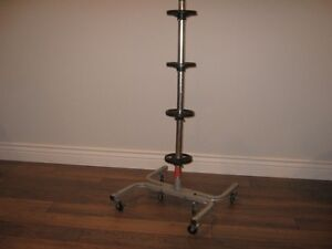 For sale- tire/wheel stand