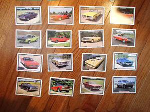 Muscle Cars MOPAR Trading Cards from the 1992 Collect-A-Card Cor Sarnia Sarnia Area image 3