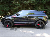 2011 (61) RANGE ROVER EVOQUE 2.0 Si 4 AUTOMATIC - PROJECT KAHN SPECIFICATION
