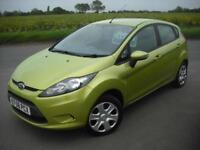 FORD FIESTA 1.4 TDCI STYLE PLUS *VERY LOW MILEAGE* FULL HISTORY *1 OWNER*