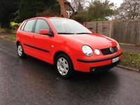 2003 Volkswagen Polo 1.4 LHD LEFT HAND DRIVE 5dr