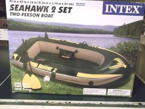 Seahawk 2 person inflateable boat