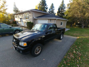 *VERY Motivated to sell* 2007 Ford Ranger Sport. $5000 obo