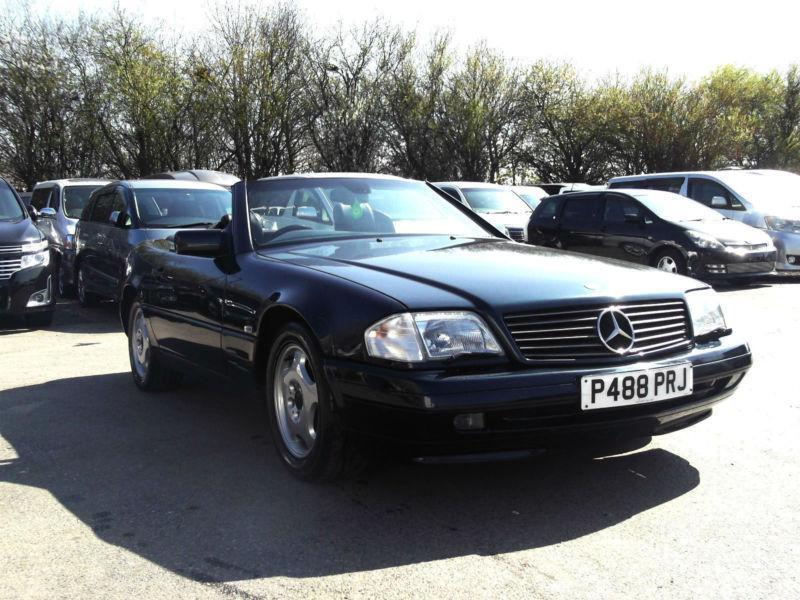 1997 Mercedes Benz Sl 320 Convertible With Hardtop 4 Seater Not 280