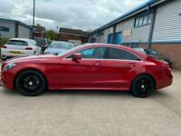 2015 Mercedes-Benz CLS CLS 400 AMG Line 4dr 7G-Tronic COUPE Petrol Automatic