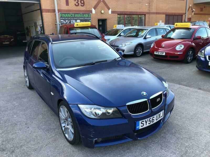 2006 56 BMW 3 SERIES 2 0 320D M SPORT 5D 161 BHP DIESEL | in Flint,  Flintshire | Gumtree