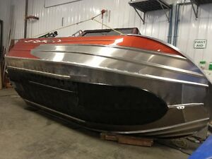 UHMW Jet Boat Bottom ( Teflon Hull )